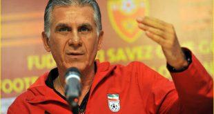 کارلوس کی روش و خداحافظی احتمالی او از تیم ملی فوتبال ایران