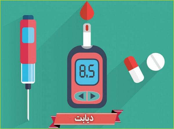 بیماری دیابت ، قند خون | علائم و نشانه های دیابت و درمان قند خون