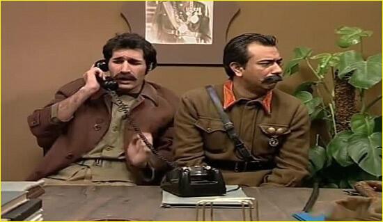هادی کاظمی در شب های برره