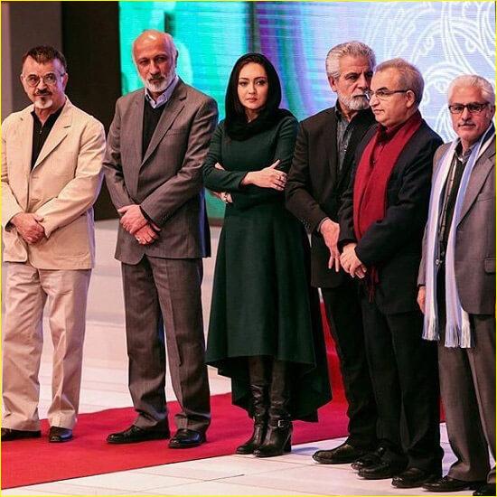 جشنواره فیلم فجر نیکی کریمی