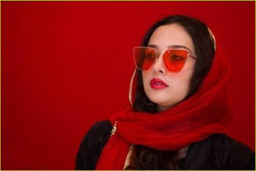 آناهیتا درگاهی بازیگر نقش طلا در سریال ممنوعه