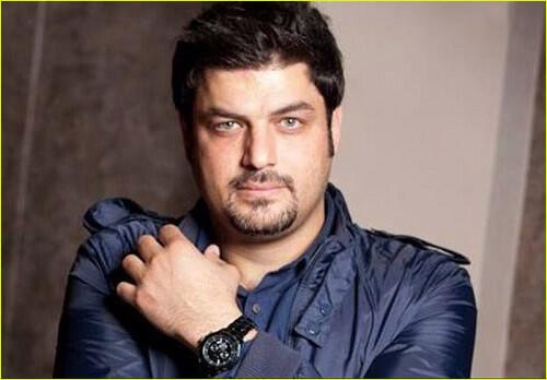 سام درخشانی بازیگر نقش مسعود در سریال ممنوعه
