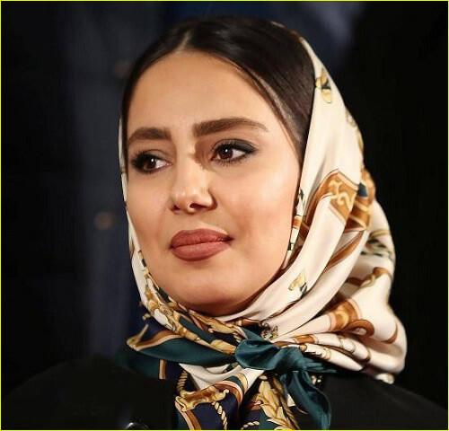 شیدا یوسفی بازیگر نقش نگین در سریال ممنوعه