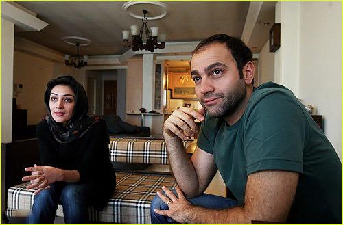 مجیدی و همسرش