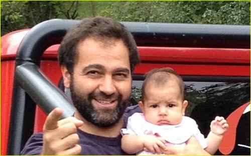 مجیدی و پسرش