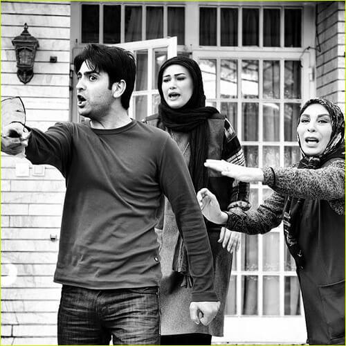 سریال پریا با بازی امیرحسین آرمان