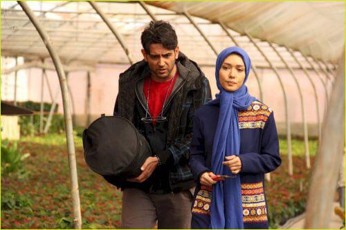 امیرحسین آرمان در سریال مرز خوشبختی