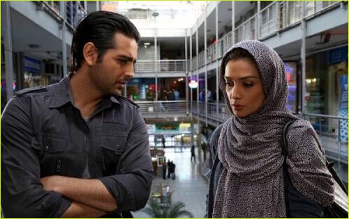امیرحسین آرمان در فیلم شیفت شب