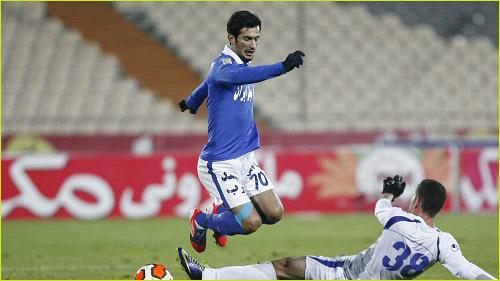 بازی در استقلال تهران