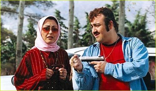 مهران غفوریان در فیلم شارلاتان