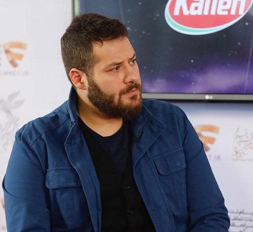 مصطفی قدیری بازیگر نقش دانیال در سریال ممنوعه