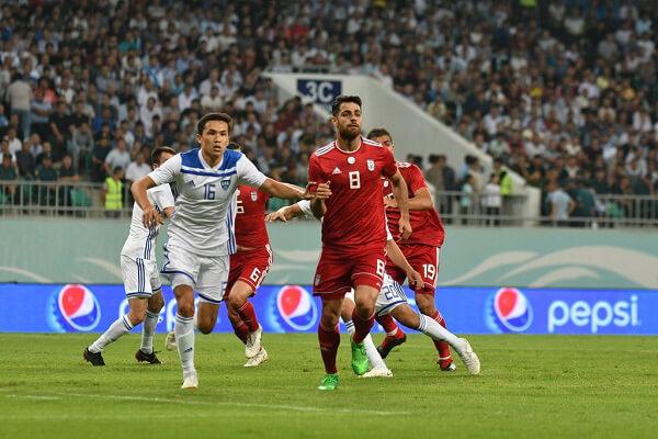 ازبکستان صفر ایران 1