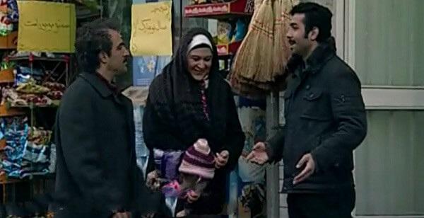 حسین مهری در پایتخت