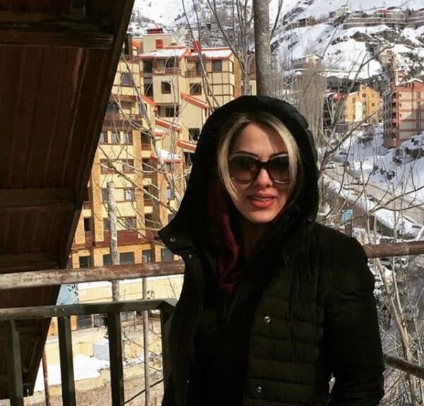 بیوگرافی و عکس لیلا اوتادی