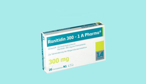 """قرص رانیتیدین """"Ranitidine"""""""