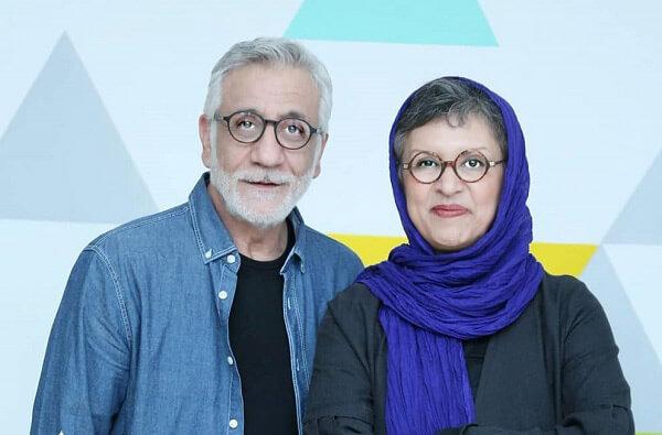 بیوگرافی رویا تیموریان و همسرش مسعود رایگان + عکس