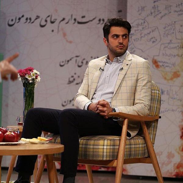 بیوگرافی علی ضیا مجری
