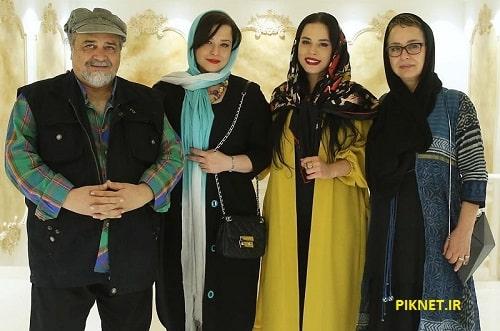 محمدرضا شریفی نیا بازیگر سریال بی قرار