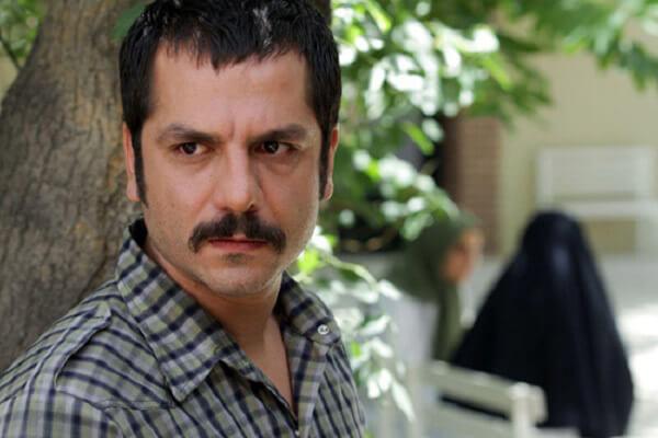 عباس غزالی در سریال مینو