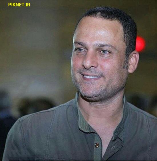 حسین یاری بازیگر نقش بهمن در سریال نهنگ آبی