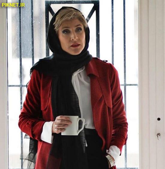 ویشکا آسایش بازیگر نقش مروارید در سریال نهنگ آبی