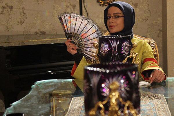 شراره رخام در سریال همسرایی