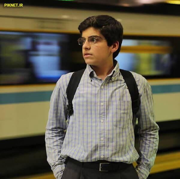 مانی رحمانی در سریال بچه مهندس