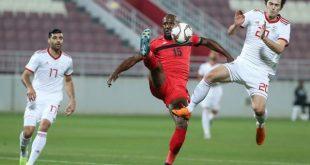 تیم ملی فوتبال ایران مقابل فلسطین متوقف شد
