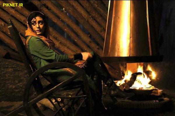 الهه جعفری بازیگر نقش گیسو در سریال احضار