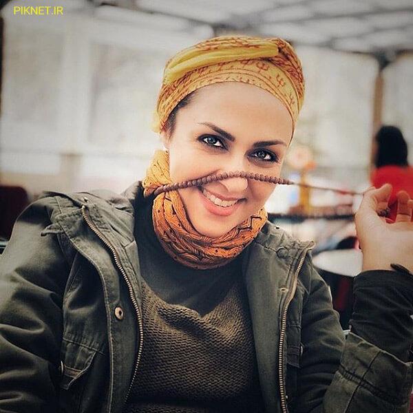 شیوا ابراهیمی بازیگر نقش رعنا در سریال مینو