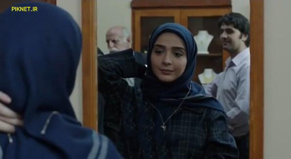 المیرا دهقانی بازیگر سریال لحظه گرگ و میش
