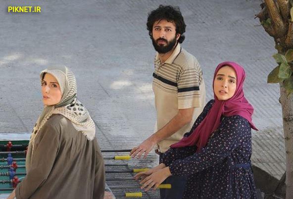 حسام محمودی فرید در سریال لحظه گرگ و میش