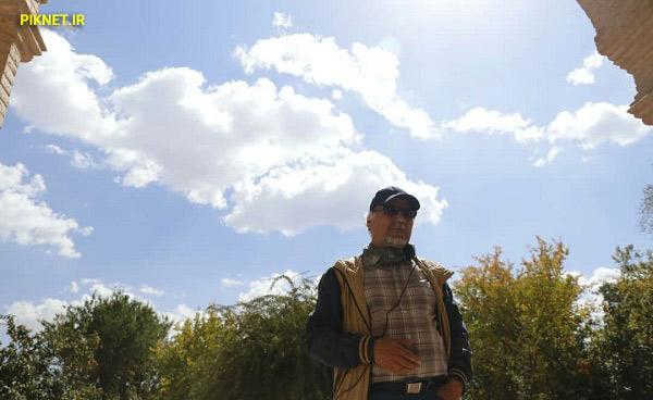 سریال خاک گرم + عکس های پشت صحنه سریال خاک گرم