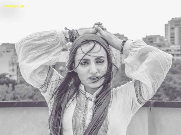 بیوگرافی کیمیا اکرمی و همسرش + عکسهای اینستاگرام