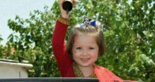 قاتل سلاله دختر 5 ساله گلستانی در ملاء عام اعدام شد