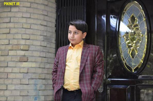 محمد رضا شیرخانلو بازیگر نقش کمال در سریال حکایت های کمال