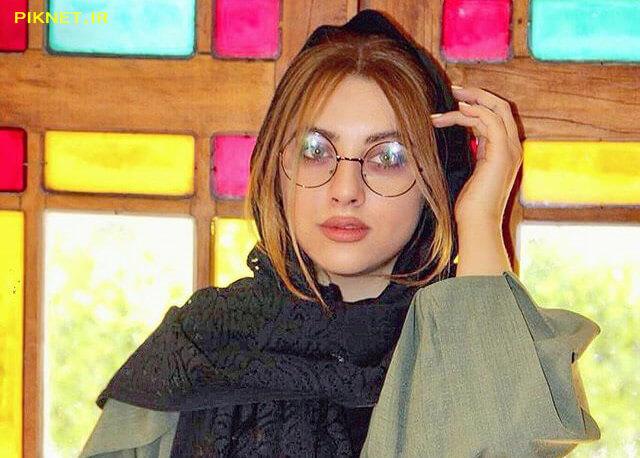 یلدا افشارنیا بازیگر نقش مهناز در سریال خط تماس (نفوذ)
