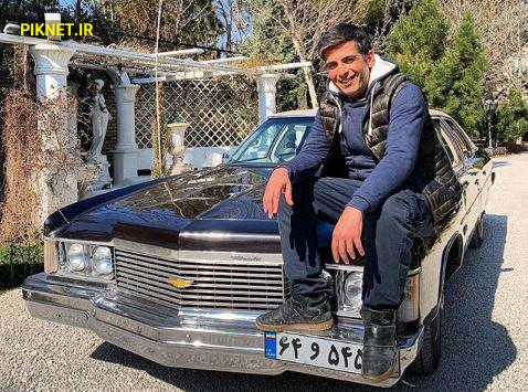 حمید گودرزی در سریال بر سر دو راهی