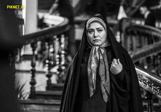 مهراوه شریفی نیا بازیگر سریال بر سر دوراهی