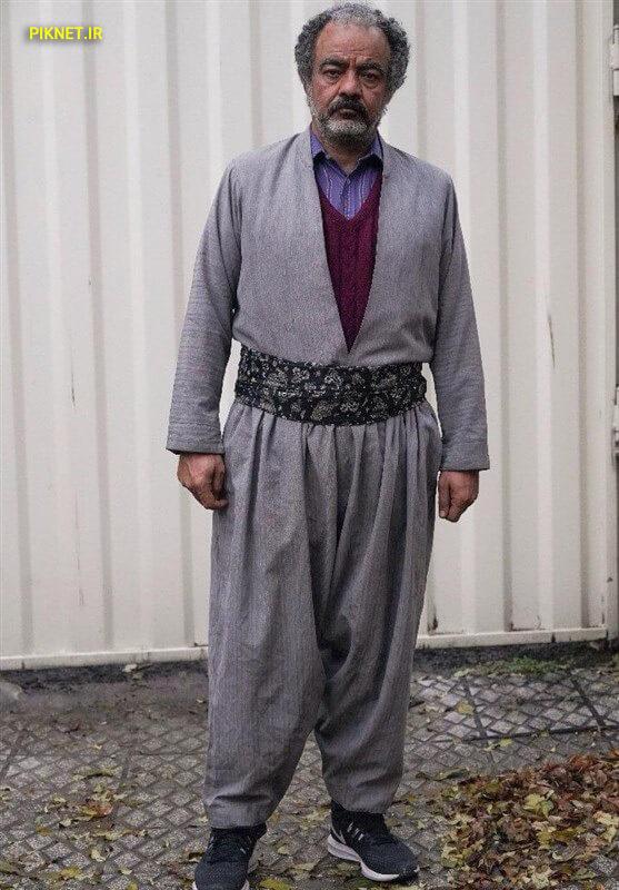 سعید آقاخانی کارگردان سریال نون خ