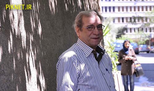 حسین محب اهری بازیگر سریال سال های دور از خانه