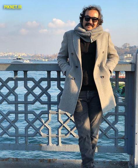 سجاد افشاریان بازیگر سریال برادر جان