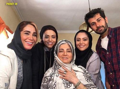 مصاحبه با شادی مختاری بازیگر نقش ندا در سریال دلدار