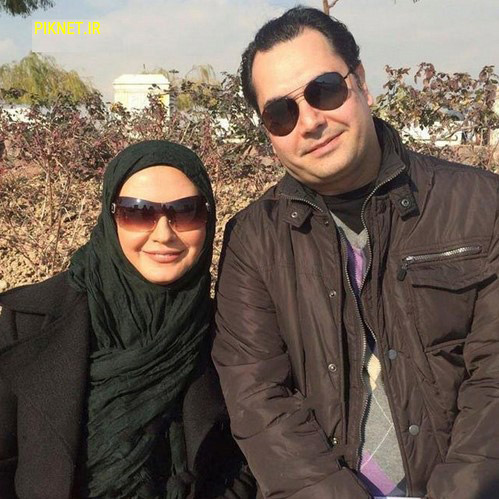 ازدواج و همسر لعیا زنگنه