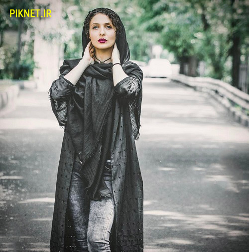 ملیسا ذاکری بازیگر سریال سال های دور از خانه