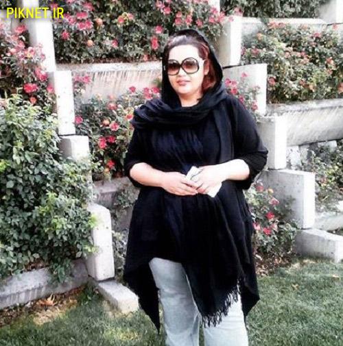 مهرناز بیات بازیگر سریال سال های دور از خانه