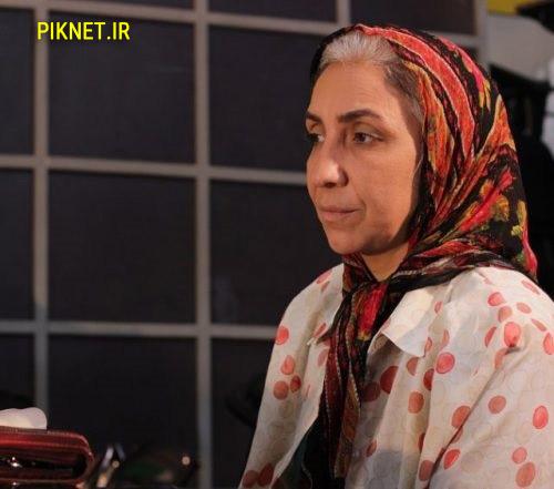 مهری آل آقا بازیگر سریال دنگ و فنگ روزگار