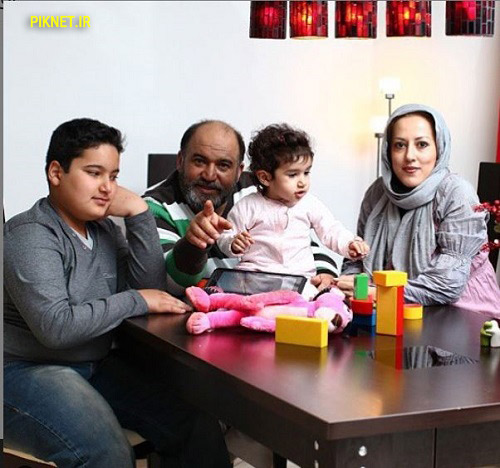 نادر سلیمانی بازیگر سریال شرایط خاص