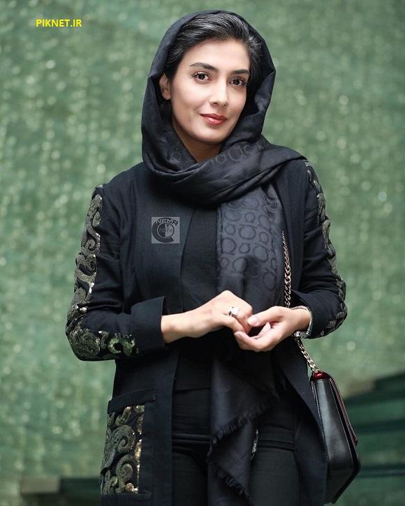 لیلا زارع بازیگر سریال دل
