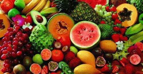 میوههای خوشرنگ